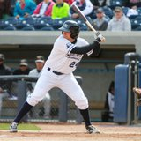 West Michigan Whitecaps OF Tyler Gibson (photo courtesy West Michigan Whitecaps)