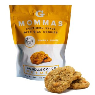 "A bag of ""G Mommas"" cookies is seen in an undated handout photo released to Reuters on May 9, 2014. REUTERS/Selma Good Company/Handout via R"