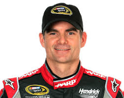 NASCAR driver Jeff Gordon (courtesy www.nascar.com)
