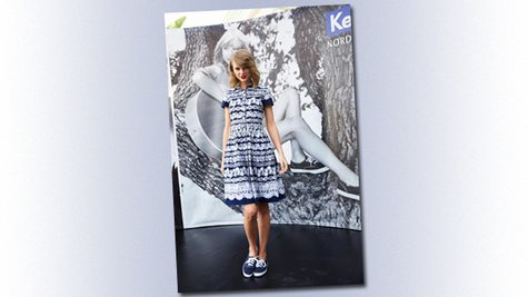 Image courtesy of Charley Gallay/Getty Images for Keds (via ABC News Radio)