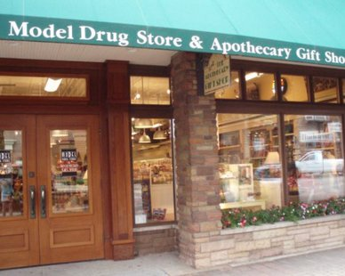 Model Drug Store & Apothecary Gift Shop