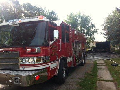 Moorhead Fire Truck