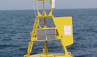 What a buoy might look like.