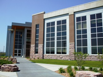Graduate Education and Applied Research Center