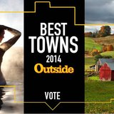 'Outside' magazine includes Duluth in 'Best Towns 2014'