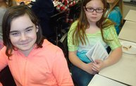 Mrs. Cannella's 4th Grade- Hill City Bookworm Winner 2014  10