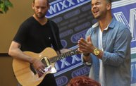 Studio 101 :: Guy Sebastian :: 5/16/14 22