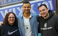 Studio 101 :: Guy Sebastian :: 5/16/14 7