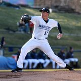 West Michigan Whitecaps LHP Kevin Ziomek (photo courtesy West Michigan Whitecaps)