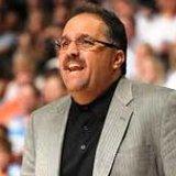 Detroit Pistons coach Stan Van Gundy