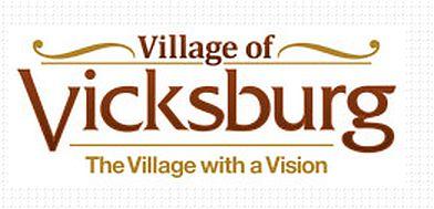 The village of Vicksburg