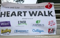 American Heart Walk-Wausau 2014!! 1