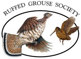 Logo of the Ruffed Grouse Society.