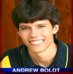 Purdue University student and West Bend native Andrew Boldt. (Photo from: FOX 11/YouTube).