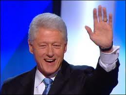 Former President Bill Clinton (CBS News)