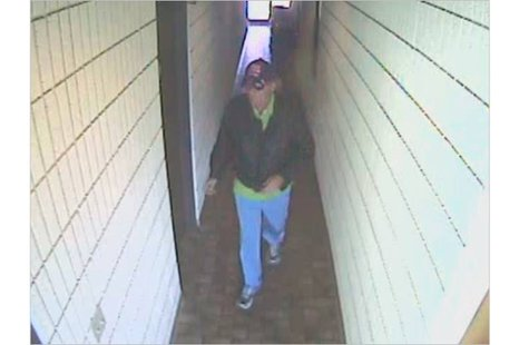 Town of Menasha police are asking for the public's help identifying this man. Anyone with information is asked to call police at (920) 720-7109. (Photo from: Town of Menasha Police Department.)