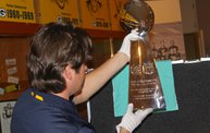 Up Close View as Packers Hall of Fame Items Move to Neville Museum 3