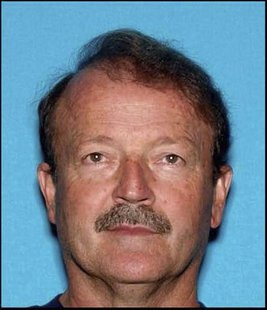 Orville Fleming, 55, of Sacramento, California, is pictured in this undated handout photo. REUTERS/Sacramento County Sheriff's Department/Ha