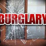 Burglar strikes at Scroggins
