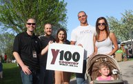 Y100 and Celebrate De Pere 2014 2