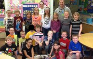 Mrs. Rossini's 2nd Grade Class- Chisholm Bookworm Reading Contest Winner 2014 5