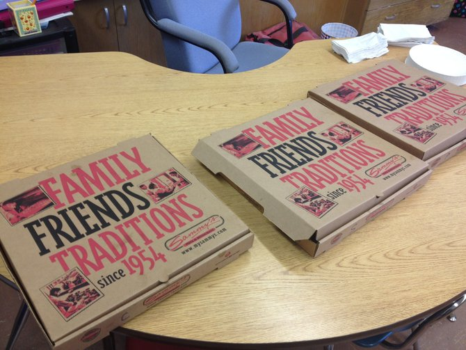 Sammy's Pizza of Hibbing delivers the winning pizza!