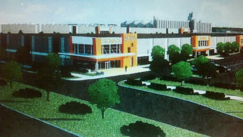 Butler Business Park concept