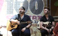 Y100 Subway Fresh Faces of Country :: Swon Brothers 30