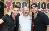 Y100 Subway Fresh Faces of Country :: Swon Brothers 14