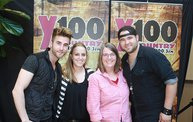 Y100 Subway Fresh Faces of Country :: Swon Brothers 13