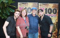 Y100 Subway Fresh Faces of Country :: Swon Brothers 11