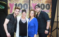 Y100 Subway Fresh Faces of Country :: Swon Brothers 4