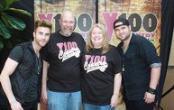 Y100 Subway Fresh Faces of Country :: Swon Brothers 3