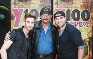 Y100 Subway Fresh Faces of Country :: Swon Brothers 21