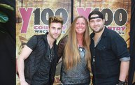 Y100 Subway Fresh Faces of Country :: Swon Brothers 5