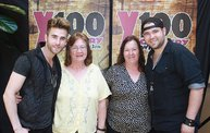 Y100 Subway Fresh Faces of Country :: Swon Brothers 20