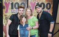 Y100 Subway Fresh Faces of Country :: Swon Brothers 19