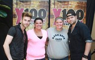 Y100 Subway Fresh Faces of Country :: Swon Brothers 16