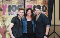 Y100 Subway Fresh Faces of Country :: Swon Brothers 15