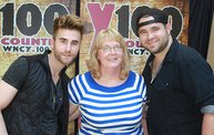 Y100 Subway Fresh Faces of Country :: Swon Brothers 12
