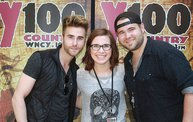 Y100 Subway Fresh Faces of Country :: Swon Brothers 10