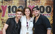 Y100 Subway Fresh Faces of Country :: Swon Brothers 9