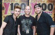 Y100 Subway Fresh Faces of Country :: Swon Brothers 7