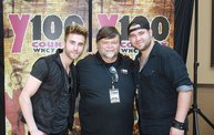 Y100 Subway Fresh Faces of Country :: Swon Brothers 6