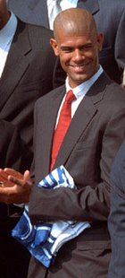 Shane Battier (Photo taken by White House photographer Paul Morse)