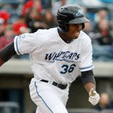 West Michigan Whitecaps OF Wynton Bernard (photo courtesy West Michigan Whitecaps)