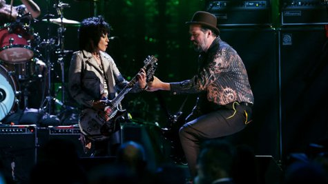 Image courtesy of Kevin Kane/WireImage for Rock and Roll Hall of Fame (via ABC News Radio)