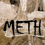 Methamphetamine production involves toxic and flammable chemicals.