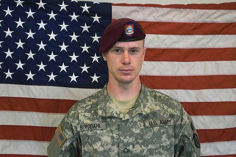 A file photo of Sergant Bowe Bergdahl By United States Army (http://blog.oregonlive.com/) [Public domain], via Wikimedia Commons