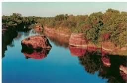 Big Sioux River at Dell Rapids